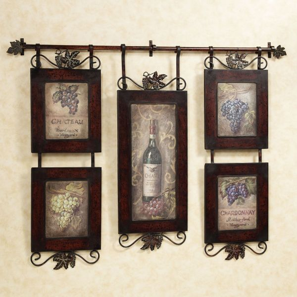 Emilion Wine Wall Art Decor Kitchens And Walls