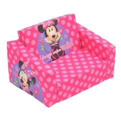 Mickey Mouse Flip Out Sofa Australia Blue And White Patterned Sofas Childrens Kids Foam Bed Savae ...
