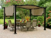 small backyard pergola ideas | Patio Shade Ideas for Your ...