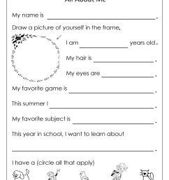 Senior Kindergarten Worksheet   Printable Worksheets and Activities for  Teachers [ 3300 x 2550 Pixel ]