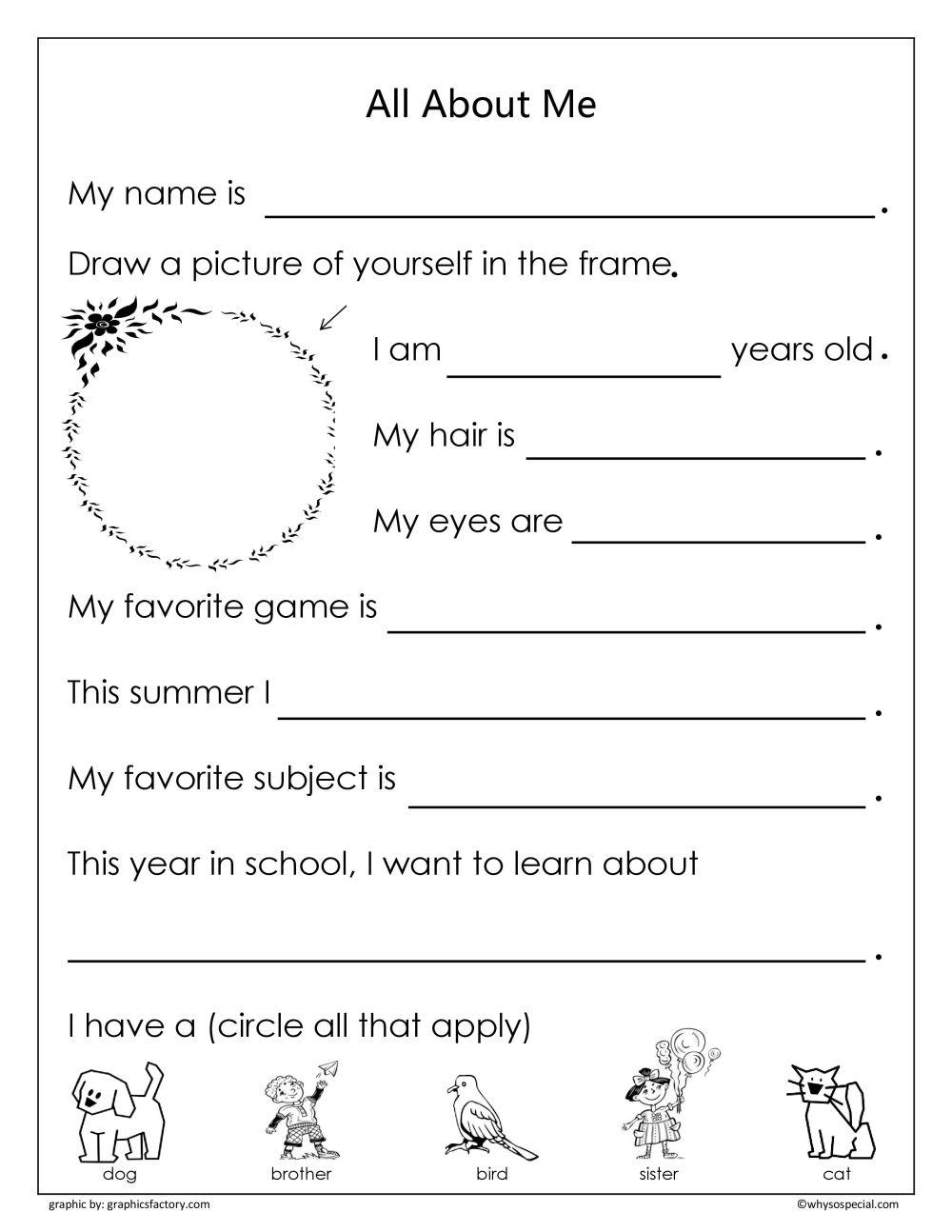 medium resolution of Senior Kindergarten Worksheet   Printable Worksheets and Activities for  Teachers