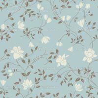 Vintage Floral Pattern | Light floral vintage seamless ...