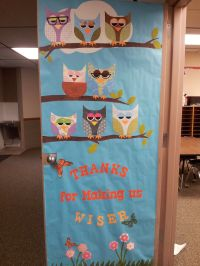 Teacher Appreciation Door Decorating Ideas ~ Southland ...