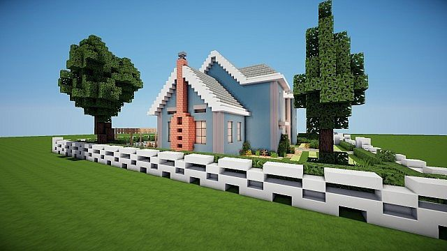 Suburban House Project Minecraft Building Ideas 2 Minecraft