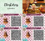 Animal Crossing New Leaf QR Codes Fall