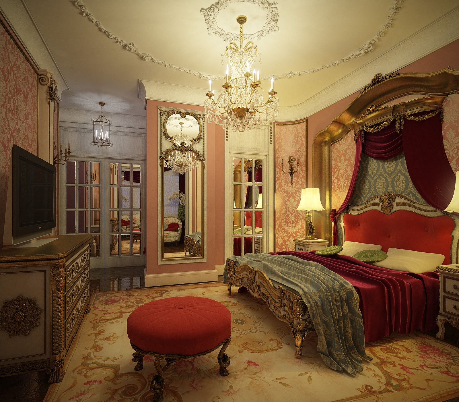 The Most Amazing Bedroom I Have Ever Seen Opulent Bedroom