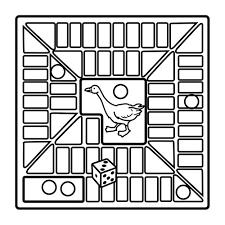 Resultado de imagen para juegos de la oca para imprimir