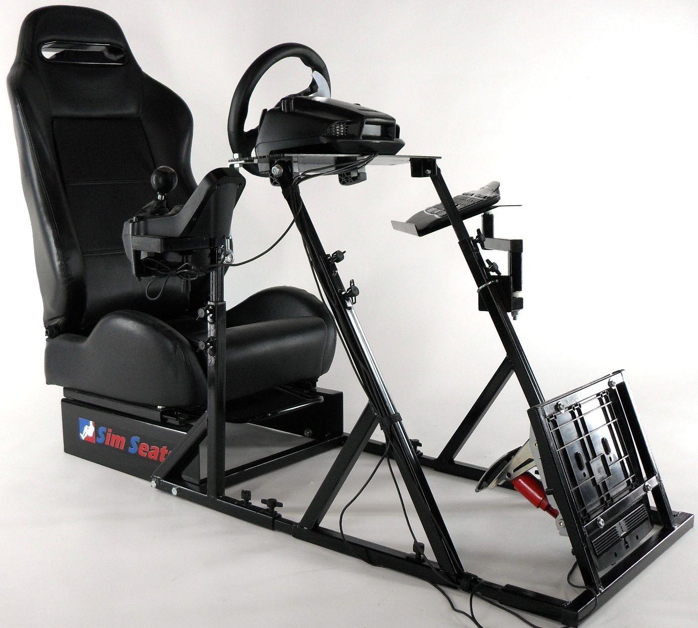 driving simulator chair dog camping sr x racing rig pinterest