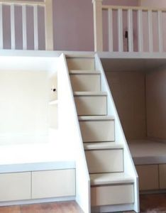 Bunkbed for kids bedroom design interior eksterior interiordesign designinterior kitchenset dapur bedroomdesign desainkamar minimalist plafond also rh pinterest