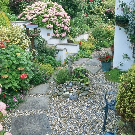 Front Garden Ideas Gardens Country And Designs