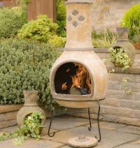 Chiminea Fire Pit | Fire Pit For Your home | Pinterest ...