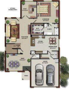Floor plan per level render free architectural home design architecture plans also rh pinterest
