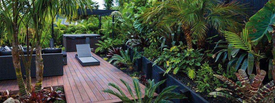New Zealand Tropical Gardens Google Search GARDENS Beautiful