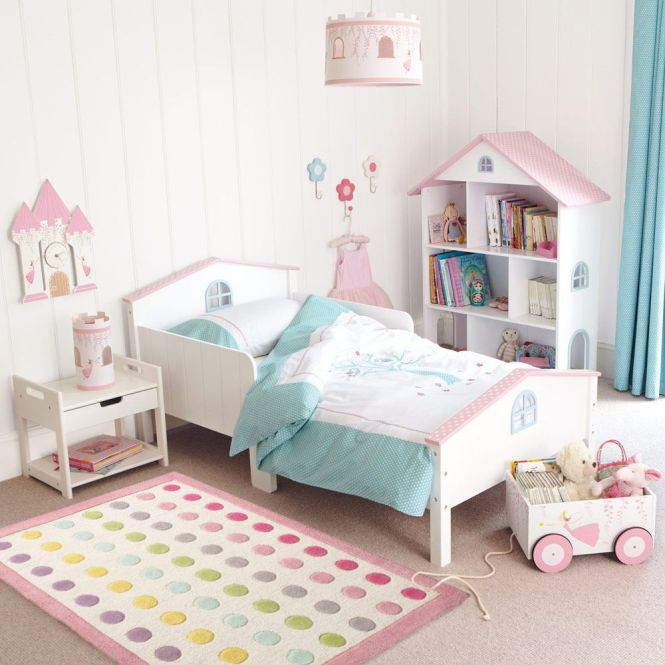 Dotty Doll S House Toddler Bed Beds Mattresses Gltc Co