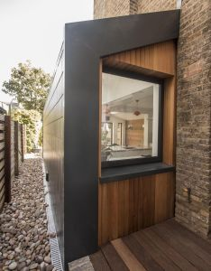 Browse images of modern windows  doors designs muschamp road find the best photos for ideas inspiration to create your perfect home also could something like this contain utility and or staircase down rh pinterest