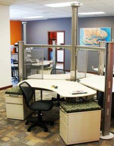 Blue ocean innovation center coworking space in bozeman montana also rh pinterest