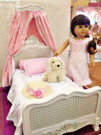 American Girl Doll Rebecca Bed | www.imgkid.com - The ...