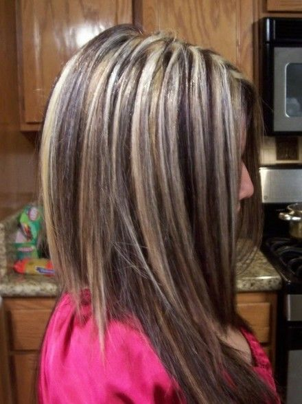 Blonde Highlights Hairstyles 2014 For Thick Hair Tagged With