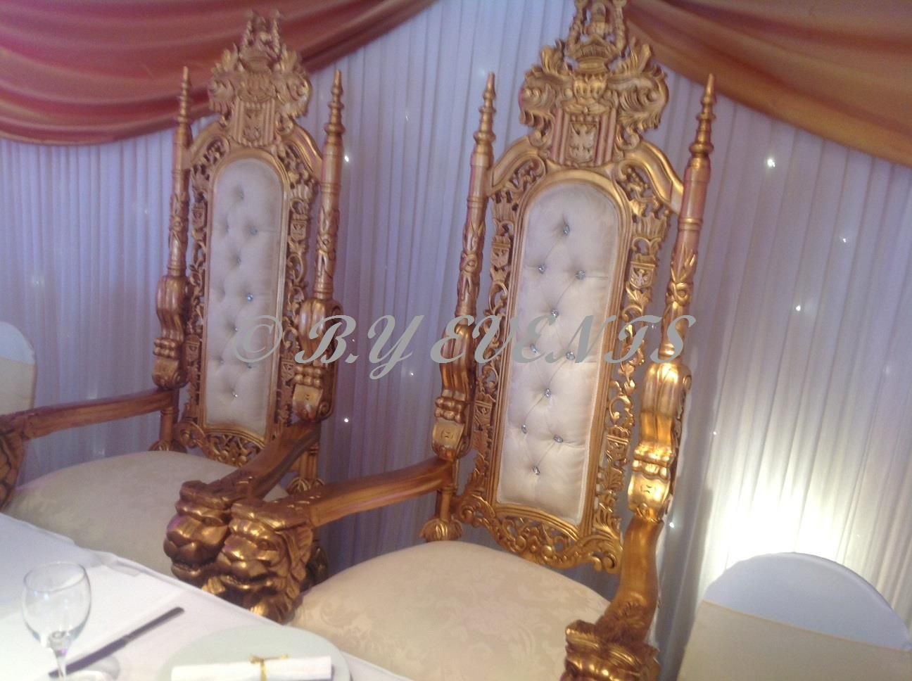 wedding bride and groom chairs sofa sleeper chair twin beautiful for rental victoria park