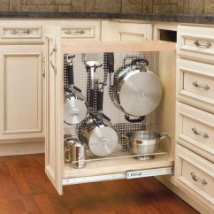 Narrow Kitchen Base Cabinet Kohler Porcelain Sink Great Idea For Lower Cupboard Beside Stove Diy As