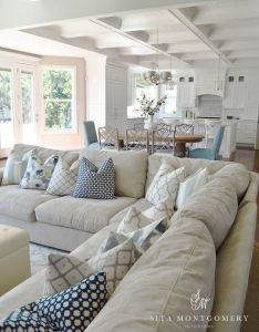 Designer sitaminteriors showcased  recent bright fresh living room project styled with also rh pinterest