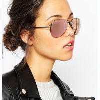 Ray-Ban Aviator Rose gold Mirrored AUTHENTIC Amazing rose ...