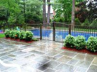 Aluminum Pool Fence | ALUMINUM FENCE | Pinterest | Fences ...