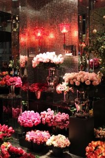 Hotel Costes Rose Paris Flowers Shops