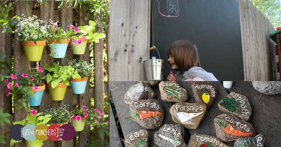 Kids Garden Ideas Project House #3 Gardens Parenting Blogs