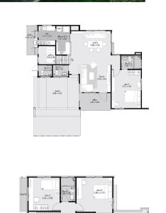 First floor only bedroom bath split also immenso hausplane pinterest house architecture and layouts rh