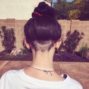 undercut with of