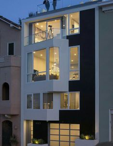 Dijk residence is  newly constructed modern leed platinum home designed by dnm architect perched above san francisco   noe valley and castro also roof terrace my dream pinterest architecture rh nz