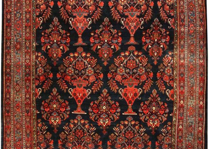 Bidjar antique  cm hal ve kilim dokuma pinterest oriental persian and carpets also