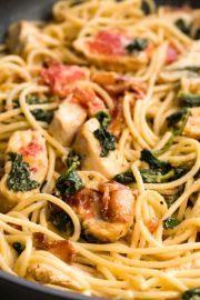 tuscan chicken pasta ideas