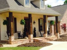 Madden Home Design - Acadian House Plans French Country