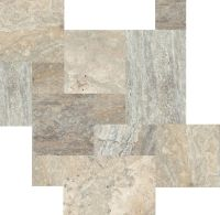 Silver Mist - GRAY Travertine Tile - TRVSILMSTBUNDLE ...