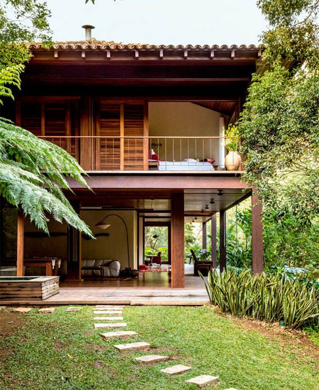 Image Result For Pinterest Tropical Mountain Homes Rustic Small