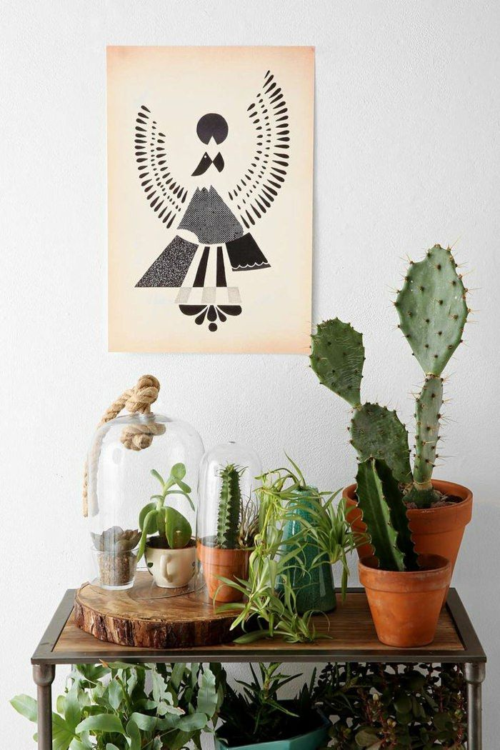 99 Great Ideas To Display Houseplants Décoration Moderne