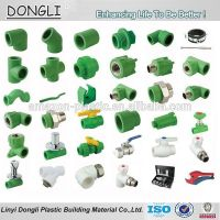 2 Inch Plumbing Materials Ppr Pipe Size Fittings Cold And ...