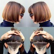 hidden undercuts - hair cutting