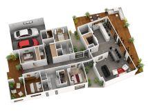 3d - Artist Impressions Architectural