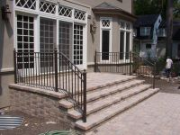 Adding railing to your exteriors can give the outside a ...