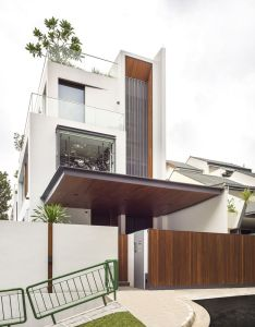 Gallery of toh yi road ming architects also rh pinterest