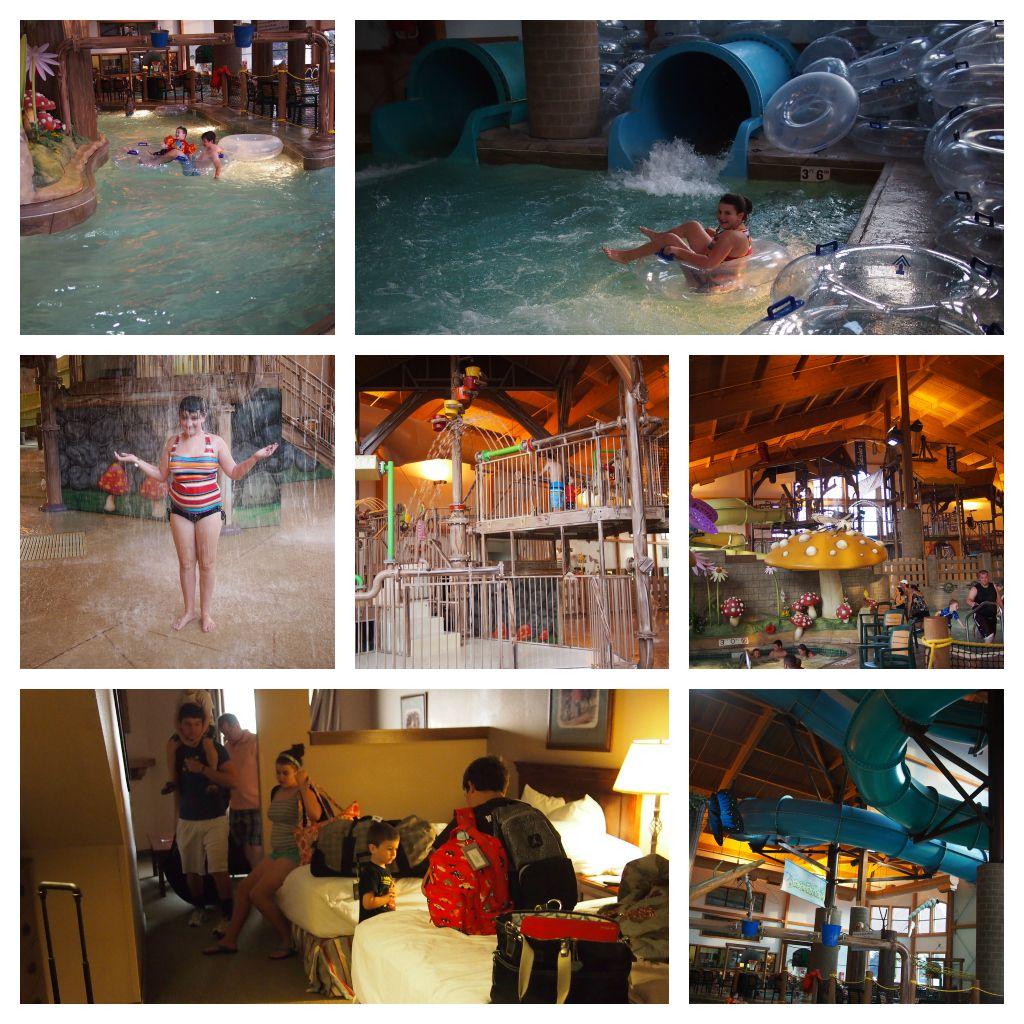 Zehnders Water Parks Indoor