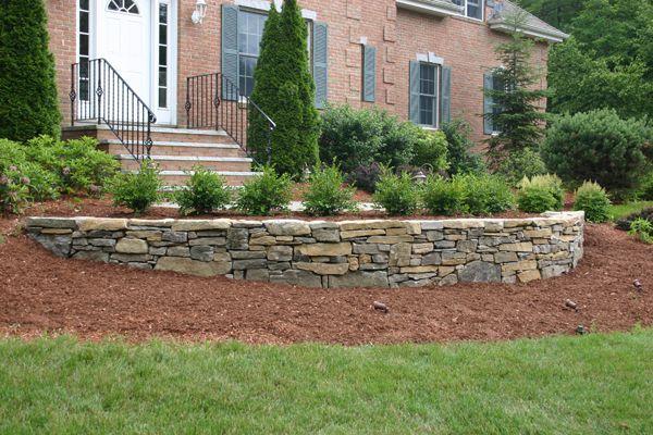 Retaining Wall Ideas Get Landscaping Ideas Entryway Ideas