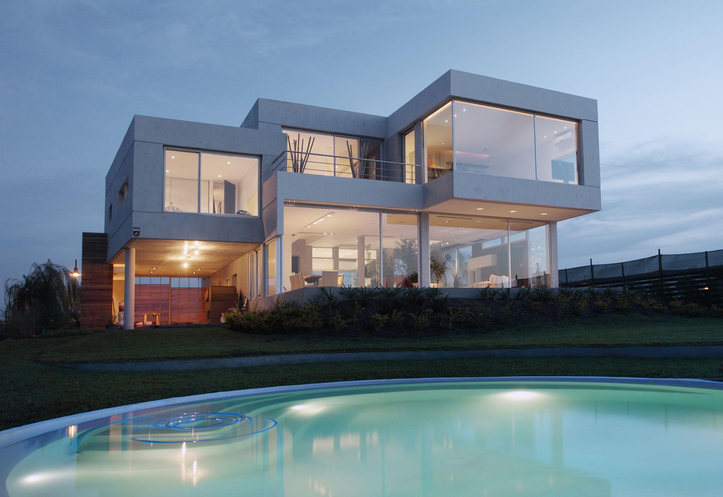 Modern Exterior House Design With Grand Designs Eco Friendly