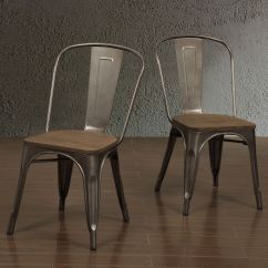 Sturdy Kitchen Chairs Www Designs Layouts Vintage Charm Blends With Industrial Chic In This Tabouret