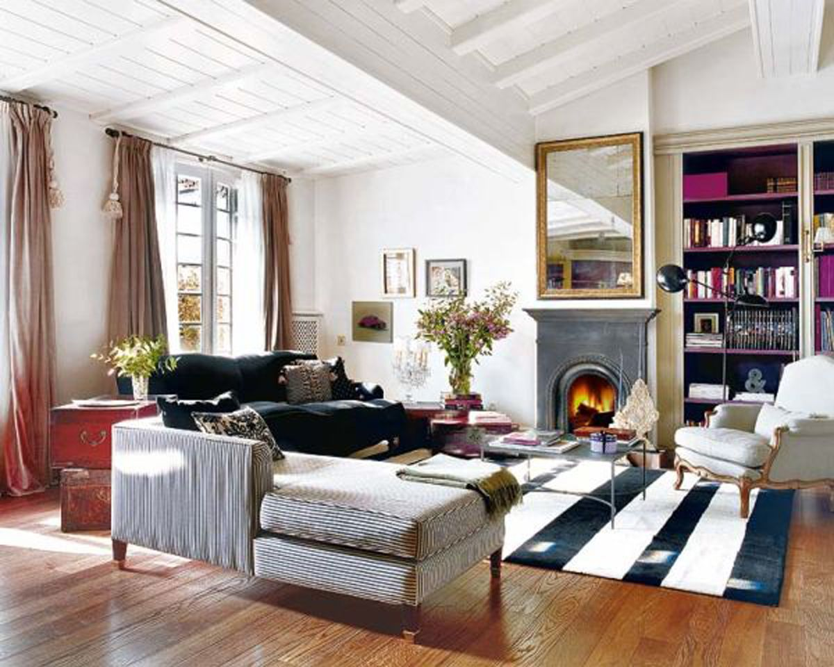 French Ethnic Style Apartment Ideas Charming Design In