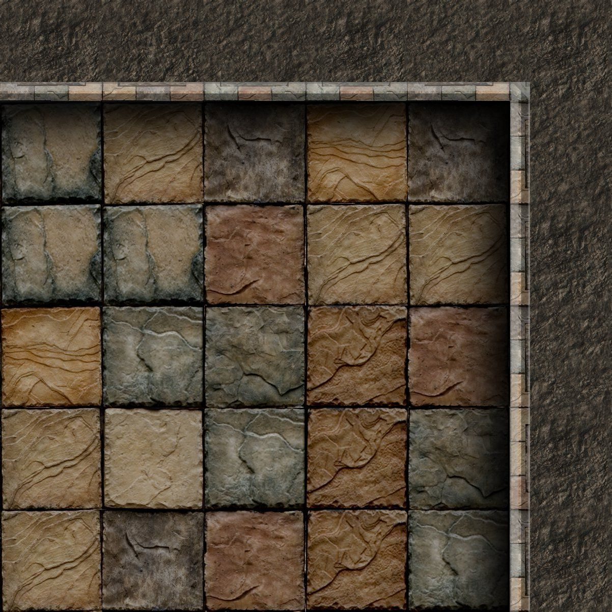 image relating to Printable Dungeon Tiles Pdf identified as 20+ Dungeon Area Tiles Pics and Strategies upon Weric