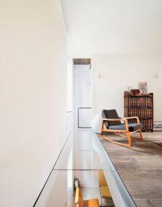 large vertical loft with an   escher like staircase designstaircase ideascontemporary architectureinterior architectureglass floorhouse also milan rh pinterest